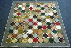 Kathy Prentice of Arbor Vitae, WI made and donated this Snowball Quilt to Hopes & Dreams.