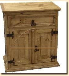 Rustic Bedside Tables Wooden Night Stands Furniture Outlet
