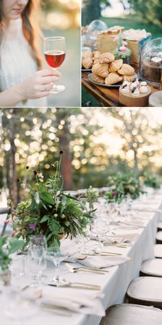 Rustic Enchanted Camp Wedding Inspiration – Style Me Pretty