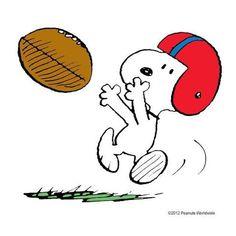 Snoopy is a Packer fan | We Heart It | fan, football, and team