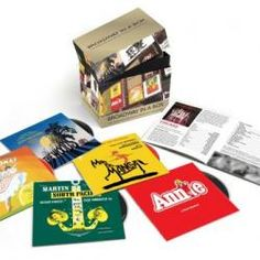 Broadway in a Box! Awesome must-have collection for musical lovers.