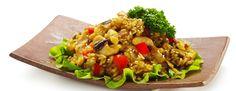 Salada de Arroz Integral e Abacate - DiabeTV