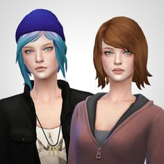 Partners in Time | Chloe Price & Max Caulfiend | Life is Strange