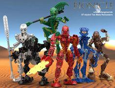 Bionicle Heroes, Lego Bionicle, Lego Design, Robot Design, Lego Site, My Favorite Year, Lego Craft, Hero Factory, Lego Moc