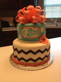 My sweet 16 cake.