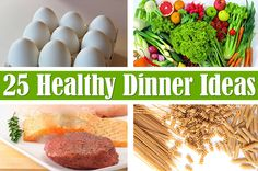 You have to cook your meals if you want to lose weight and stay lean. Here are 25 healthy dinner ideas which are quick and easy to prepare