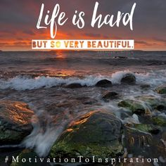 Life can be pretty brutal at times, but luckily God gave us a most beautiful world to lighten our burdens and lift our souls. Soak it...