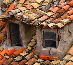 Village roof... Crush Cul de Sac