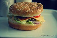 Amerykański klasyk. Burger.   (nie) tylko kuchnia