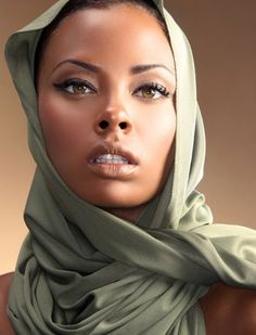 Eva Marcille- Born October is an American actress, TV host and fashion model. She started her career by winning the third cycle of America's Next Top Model. My Black Is Beautiful, Beautiful Eyes, Beautiful People, Beautiful Women, Stunningly Beautiful, Brown Skin, Dark Skin, Brown Eyes, Smooth Skin