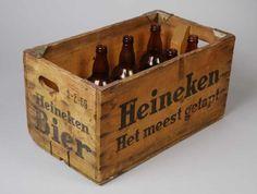 Bierkrat Heineken 1969