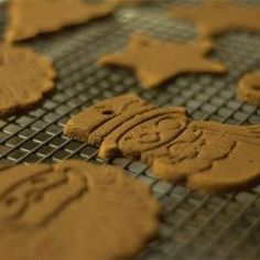 Non-Edible Cinnamon Ornaments - Allrecipes.com