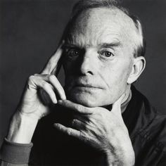 Truman Capote by Irving Penn, 1979