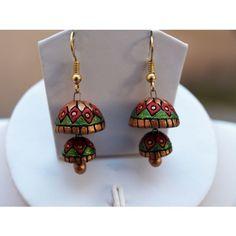 Funky Jewelry, Diy Jewelry, Jewlery, Handmade Jewelry, Jewelry Design, Fashion Jewelry, Jewelry Making, Polymer Clay Art, Polymer Clay Jewelry