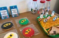 galletas ninjago Ideas Para, Thankful, Afternoon Snacks, Cookies