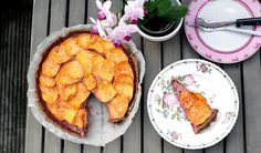 Deze quiche met zoete aardappel & speckjes is makkelijk om te maken. Hij is helemaal vegan en je kunt hem eenvoudig glutenvrij maken!