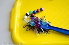 Magnetic Play Activities and Ideas
