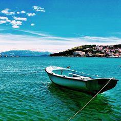 Trogir w Splitsko-Dalmatinska Županija