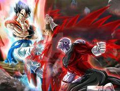 Explore the Dragon Ball collection - the favourite images chosen by on DeviantArt. Anime Echii, Anime Comics, Anime Art, Goku Limit Breaker, Vegito Ssj Blue, Goku Vs Jiren, Dbz Vegeta, Foto Do Goku, Dragon Ball Z Shirt
