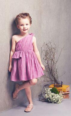 such a cute flower girl dress