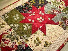 Úžitkový textil - Fellowship  Star - obrus - 4463687_
