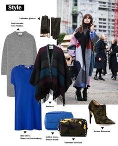 Street style: Get inspired!  NUANCES