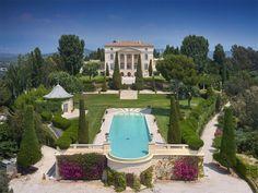 Property Of Magnificent castle set in the legendary area of 'La Croix des Gardes'
