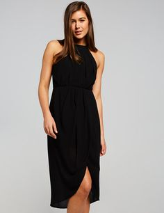 Shop the latest midi and maxi dresses for women online now. From long sleeve dresses to summer dresses & more. Summer Dresses, Long Sleeve, Shopping, Black, Women, Style, Fashion, Swag, Moda