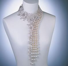 Mikimoto...not exactly my style, but would not deny a mikimoto anything lol