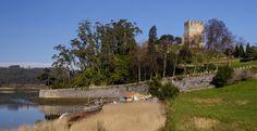 Castillo en Soto del Barco