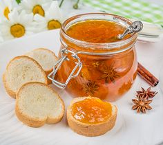 Пряный апельсиновый джем - вкусные проверенные рецепты, подбор рецептов по продуктам, консультации шеф-повара, пошаговые фото, списки покупок на VkusnyBlog.Ru