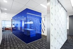 Perkins Eastman, Ranked #19. Project: Tronox Headquarters. Location: Stamford, CT. Photography copyright Sarah Mechling/Perkins Eastman.