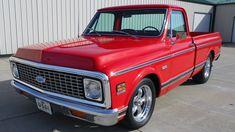 1972 Chevrolet Cheyenne Super Pickup presented as Lot F88 at Dallas, TX