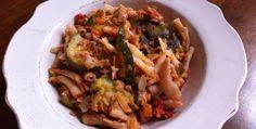 Quinoa Pasta and Veggies