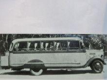 2)奈良交通 木炭車
