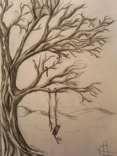 tree with swing tattoo - Google Search