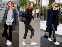 celebrity street style sneaker - Google Search