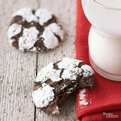 These chocolate cookies rolled in demerara or turbinado sugar are a kid-favorite recipe during Christmas or any time of the year./