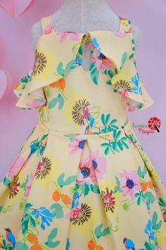 Baby Frocks Party Wear, Kids Party Wear Dresses, Cute Baby Dresses, Kids Dress Wear, Little Girl Gowns, Gowns For Girls, Frocks For Girls, Kids Outfits Girls, Girl Outfits