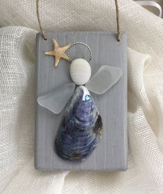 A personal favorite from my Etsy shop https://www.etsy.com/listing/564830917/beachcomber-angel
