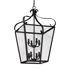 Sea Gull Lighting 5119408 8-Light Lockheart Foyer Light