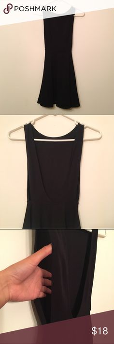Little Black Dress 💫 American Apparel Sexy Open Sides Black Dress. Excellent Condition - Only worn once! Size: X-Small American Apparel Dresses