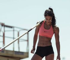 Young Pole Vault Star's Career Almost Ends Over an Innocent Photograph - Page 17 of 26 - Obsev Us Olympics, Summer Olympics, Female Pole Vaulter, Pole Vault Girl, Objectification Of Women, Athletic Girls, Popular Sports, Female Athletes, Rave Outfits