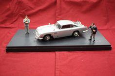 James Bond doyasha figure models | James Bond Model Kits