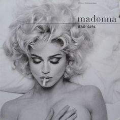 Madonna - Bad Girl (Vinyl) at Discogs