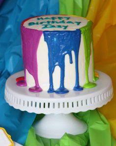 Dowelled Cake