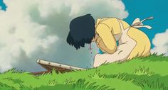 The new movie from animation legend Hayao Miyazaki, his first in five years, is called The Wind Rises, but it seems to represent the director coming. Studio Ghibli Art, Studio Ghibli Movies, Le Vent Se Leve, Wind Rises, Howls Moving Castle, Hayao Miyazaki, My Escape, Historical Fiction, Illustrations
