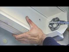 Installing Motorized Outdoor Grande Shades: Housing and Cables - YouTube