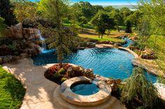 ultimate landscaped backyards - Google Search