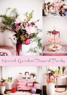 Secret Garden Desser
